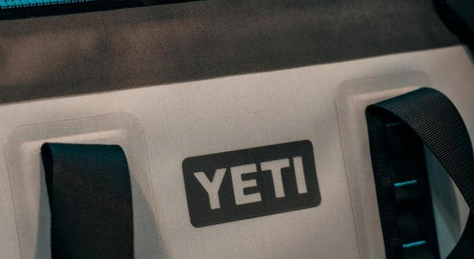 Morgan Stanley Downgrades Yeti, Says Good News Is Priced In For Now
