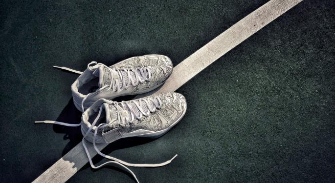 The Premium Shoe Sales Slump Is Weighing On Foot Locker