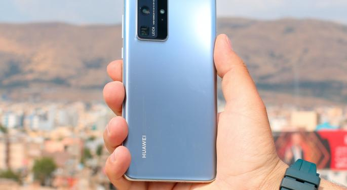 Huawei Becomes The World's Largest Smartphone Supplier As China Sales Remain High During Pandemic