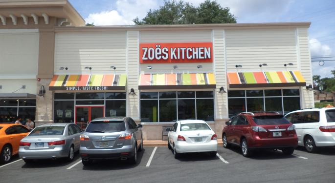 Now's A Good Time To Reserve A Spot In Zoe's Kitchen
