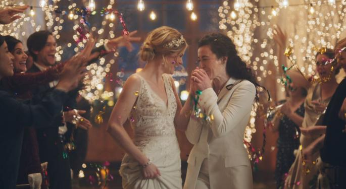Hallmark Channel Reverses Decision To Pull Ad Featuring Same-Sex Couple