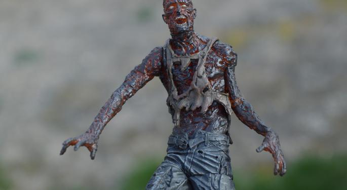 AMC's Future In The Post-'Walking Dead' Era: More 'Walking Dead'?
