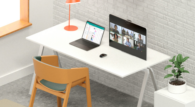 Zoom Launches $599 Standalone Video Conferencing Device For Workers At Home