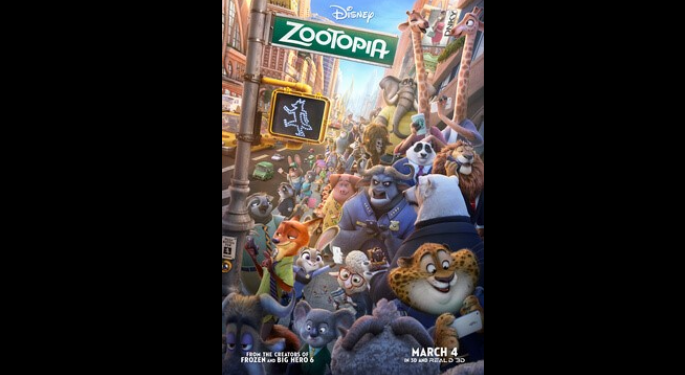 Disney Could Be In Some Serious Legal Trouble Over 'Zootopia'