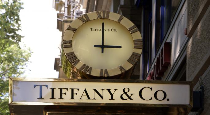 Atlantic Equities Upgrades Tiffany Following Big Sell-Off
