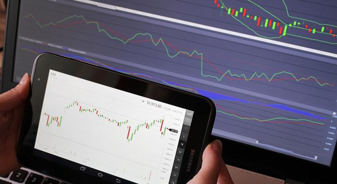 12 Information Technology Stocks Moving In Wednesday's Intraday Session