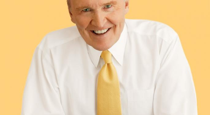 Jack Welch On Bloomberg TV