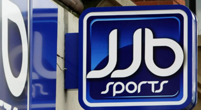 Invesco Plans to Seize Control of JJB Sports