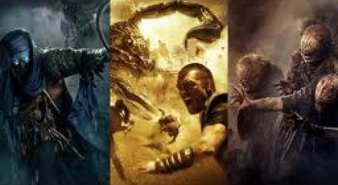 Clash Of The Titans JOE