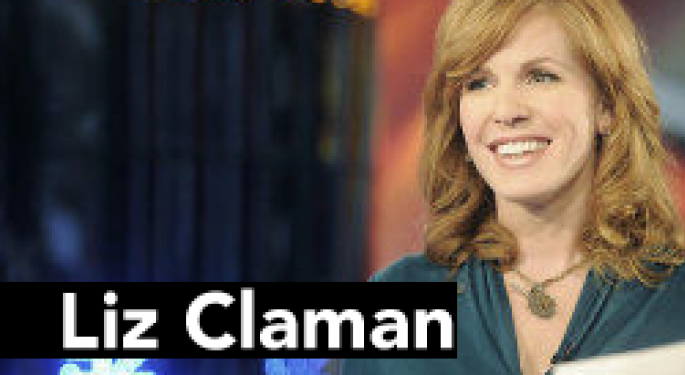 Counting Down with Liz Claman, Anchor for Fox Business