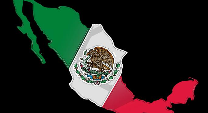 Mobius Chimes in on Mexico