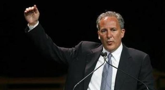 Predicting Financial Free-fall - Interview With Peter Schiff