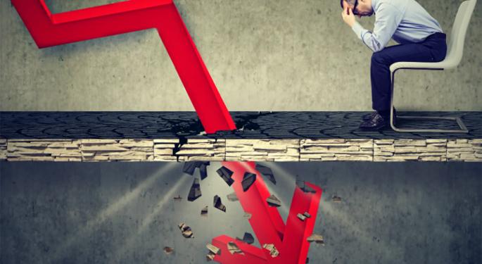 How To Handle Your Portfolio When The Stock Market Crashes