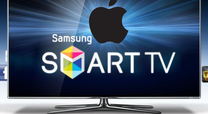Apple, Samsung Patent Battle Could Lead to Unusual Deal