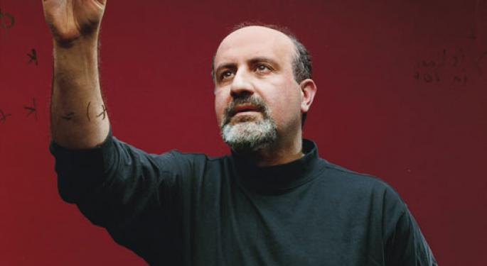 Nassim Taleb Talks Options, Markets, Debt