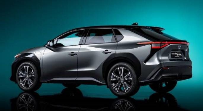 Toyota Looks To Rival Tesla With The New BZ4X EV