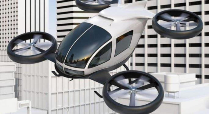 Volkswagen Makes Push For Flying Cars To Be Launched In China