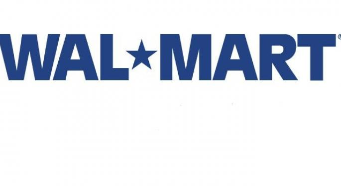 Goldman Sachs Issues A Buy Rating on Wal-Mart