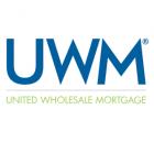 United Wholesale Mortgage logo.