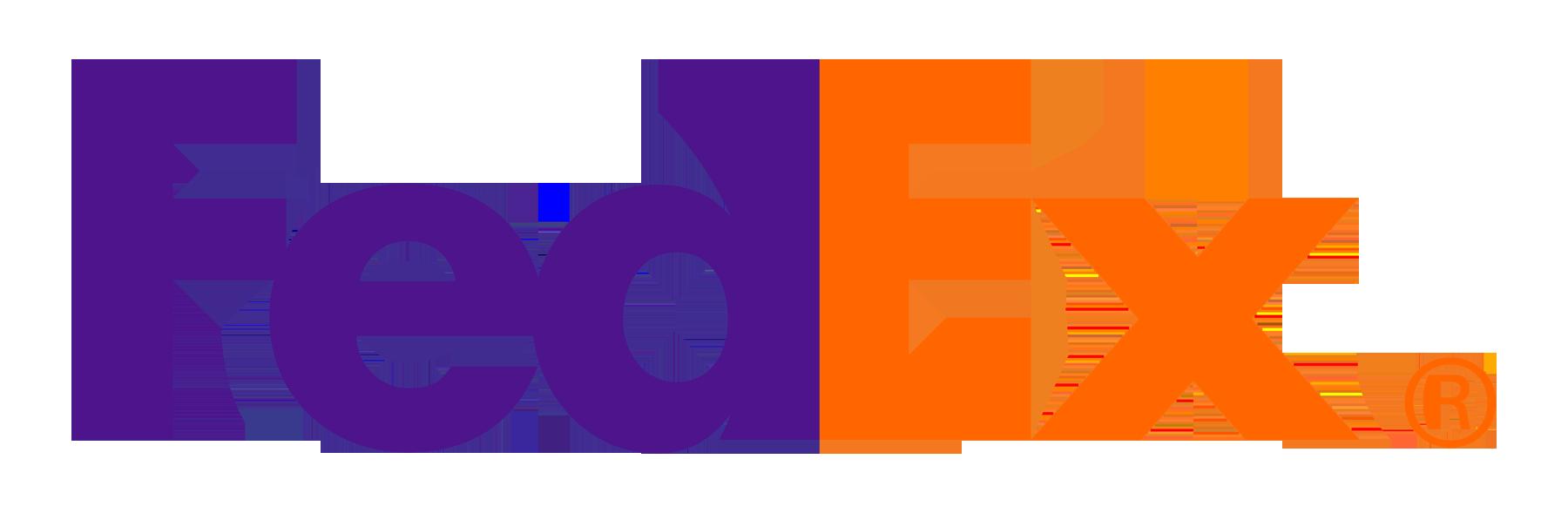 FDX logo