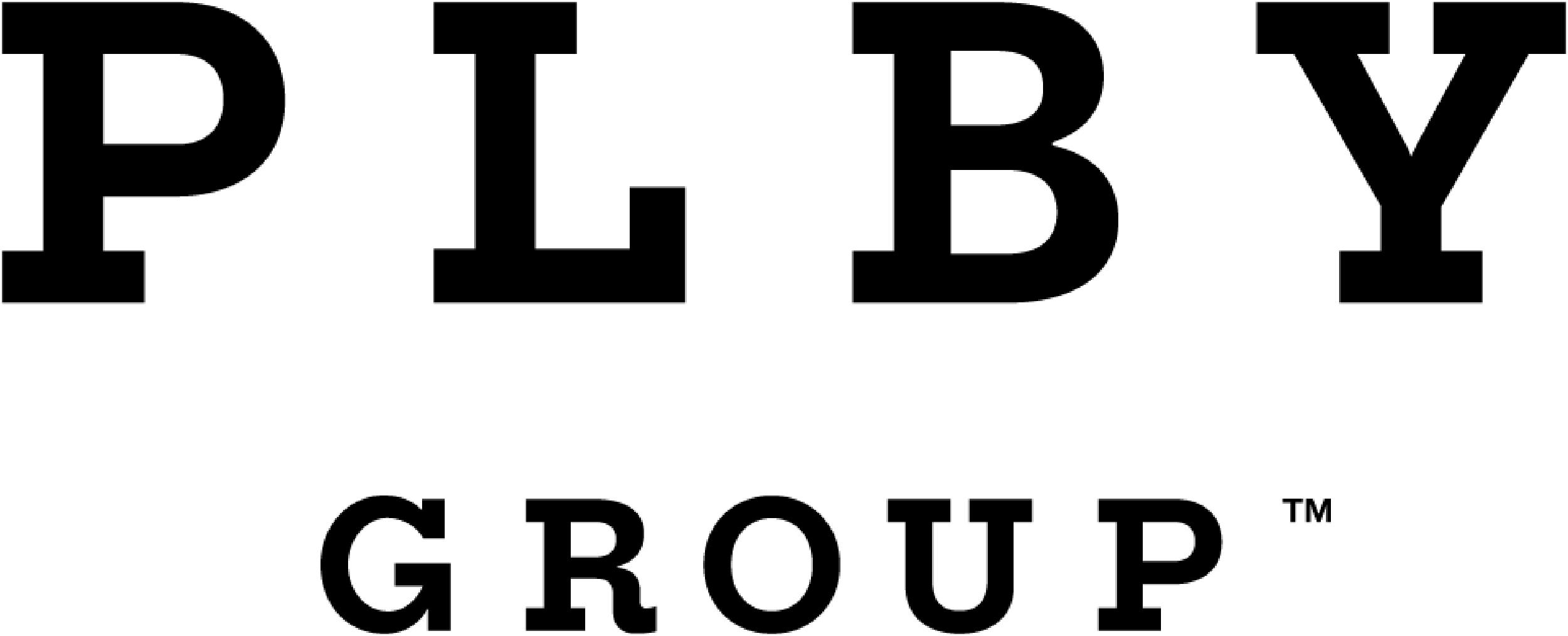 PLBY logo