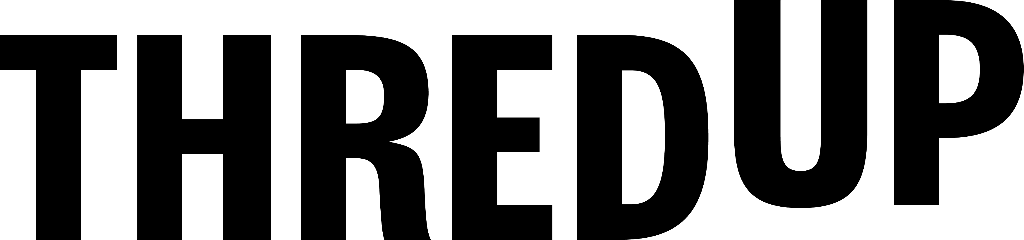 TDUP logo